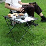 【キャンプ用ローテーブル】軽量で人気の6選