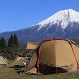 静岡県の無料で使えるキャンプ場8選!