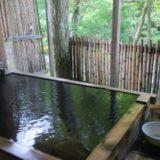 スカッと爽やか!福島の温泉付きキャンプ場!
