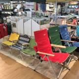 大阪に来たらぜひおすすめしたい初心者でも安心のキャンプ用品のお店!