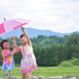 雨の日キャンプこそチャンス!小さな子どもとの遊び方5選!