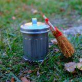簡単に作れる!キャンプ用自作ゴミ箱3選!