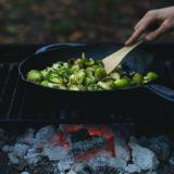 キャンプで食べたい!フライパン料理4選!