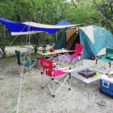 キャンプ料理の強い味方!キャンプ用キッチンテーブル4選!