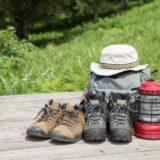 キャンプでオシャレな靴(トレッキングシューズ、ブーツ)はこれだ!
