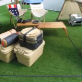 キャンプ用収納ボックスの自作の方法!