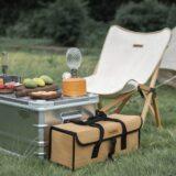 まとめて収納!キャンプ料理道具収納アイテム5選!