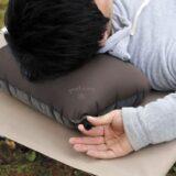 キャンプ好き必見!快適に眠るために人気の枕はこちら